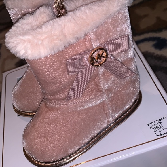 Michael Kors Other - Michael Kors Baby Boots